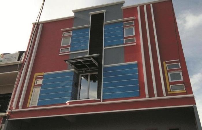 Sunrise Guest House Batulicin Banjarmasin - Exterior