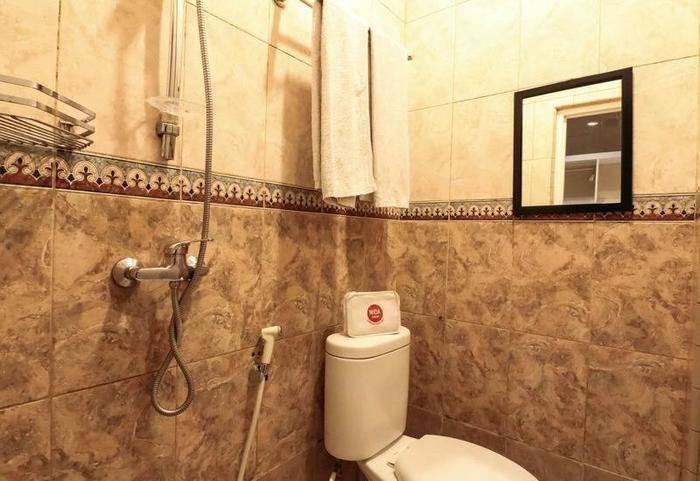 NIDA Rooms Makassar Nusantara Losari - Kamar mandi