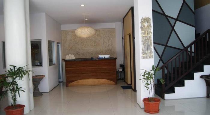 A Residence Bali - Lobi