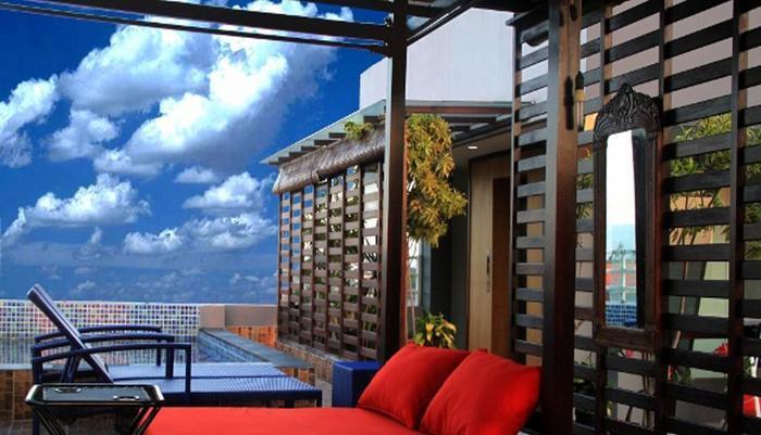 A Residence Bali - Kolam Renang