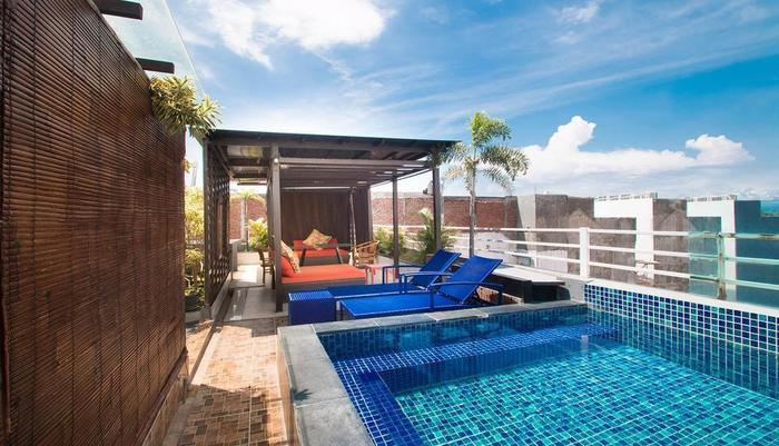 A Residence Bali - Swimming Pool