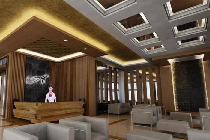 Anugrah Hotel Sukabumi - Resepsionis