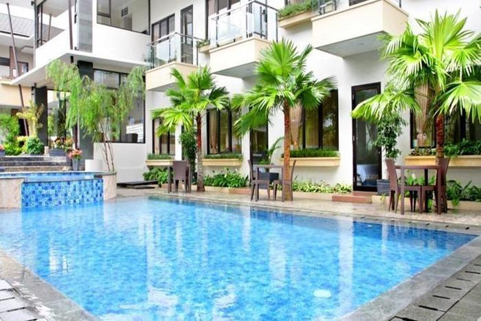 Anugrah Hotel Sukabumi - Kolam Renang