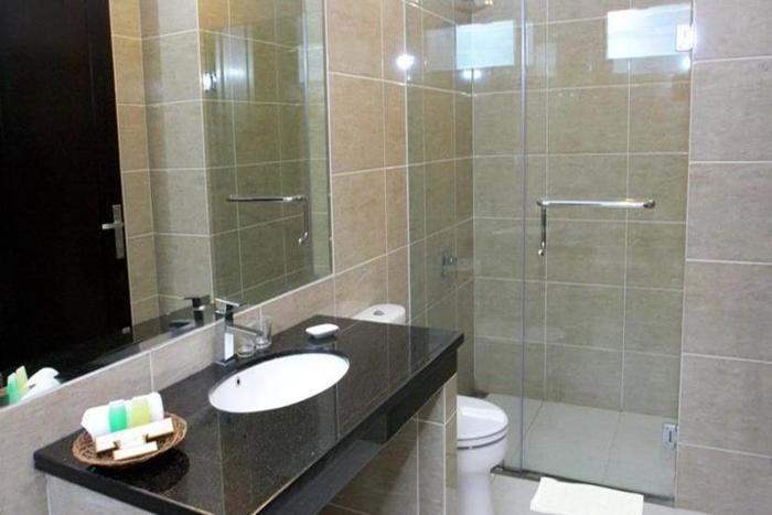 Anugrah Hotel Sukabumi - Kamar mandi