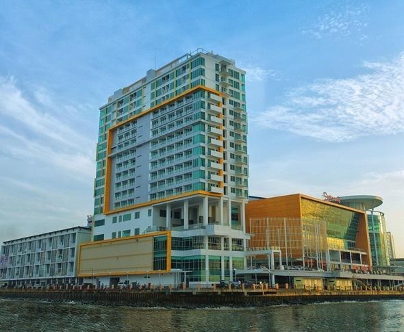 Swiss-Belhotel Balikpapan - Tampilan Luar Hotel
