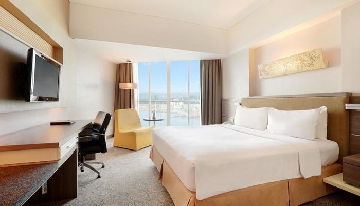 Swiss-Belhotel Balikpapan - Deluxe Satu Tempat Tidur