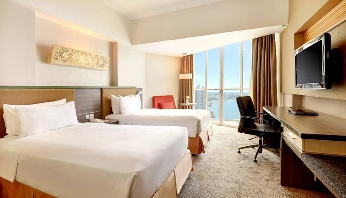 Swiss-Belhotel Balikpapan - Deluxe Dua Tempat Tidur