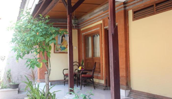 Hotel Sanur Indah Bali - Deluxe Room Outdoor