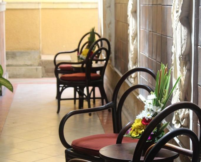 Hotel Sanur Indah Bali - View Interior