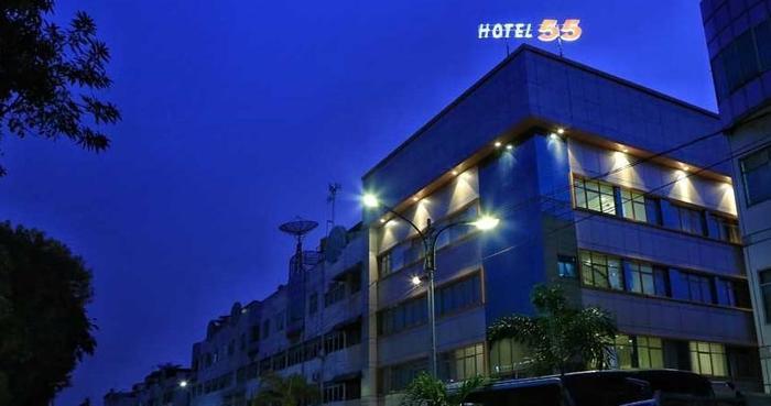 Hotel 55 B&B Jakarta - Tampilan Luar
