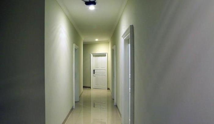 Hotel 55 B&B Jakarta - Coridor daerah