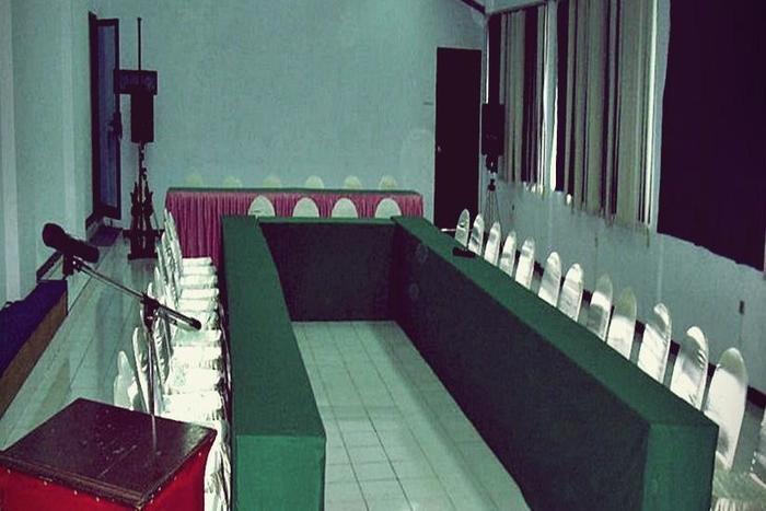 Hotel Mariat Sorong - Ruang Rapat