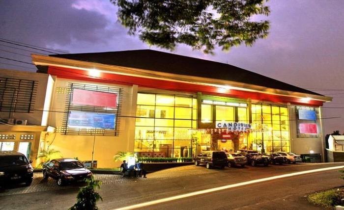 Candiview Hotel Semarang - Eksterior