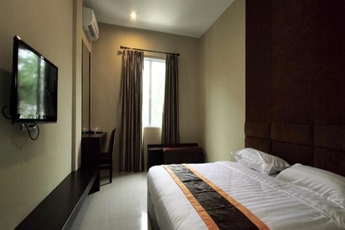 Nagoya One Hotel Batam - Kamar Tamu