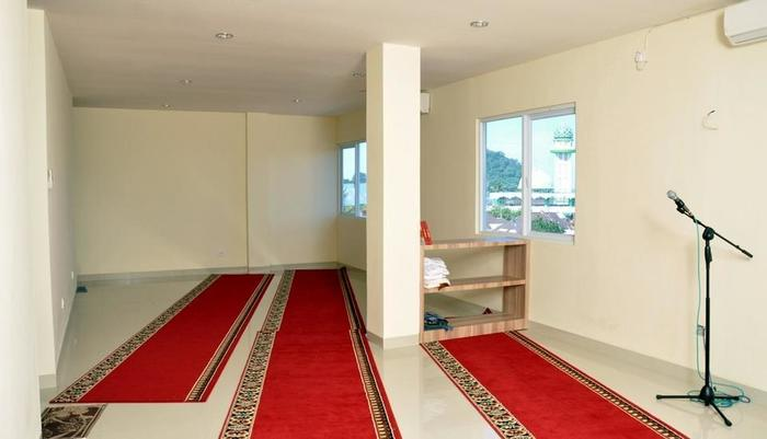 Sofyan Inn  Rangkayo Basa - musholla