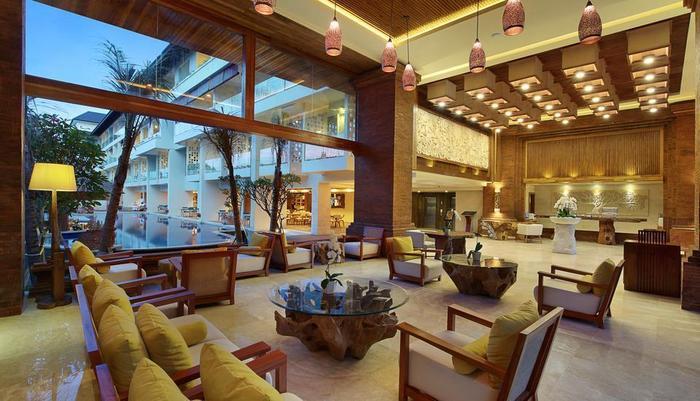 Jimbaran Bay Beach Resort & Spa Manage by Prabu Bali - Lobi