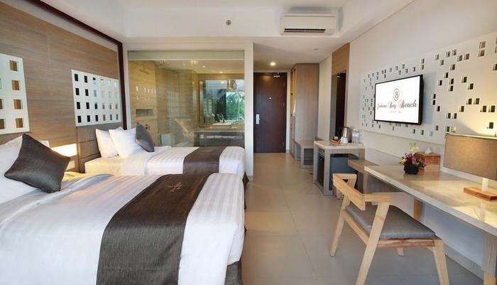 Jimbaran Bay Beach Resort & Spa Manage by Prabu Bali - Twin - Trunajaya