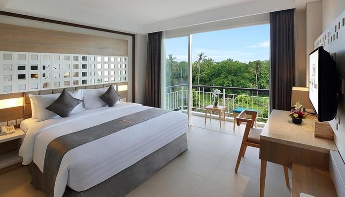 Jimbaran Bay Beach Resort & Spa Manage by Prabu Bali - Kamar - Trunajaya