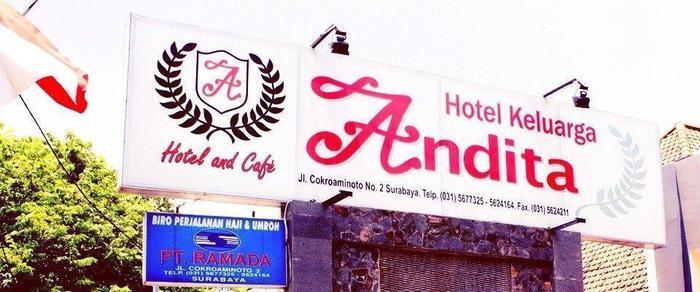 Andita Syariah Hotel  Surabaya - Andita Syariah