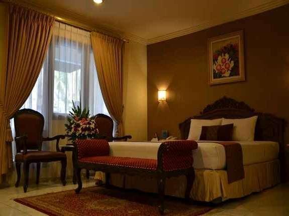 Hotel Indah Palace Yogyakarta - Superior Deluxe