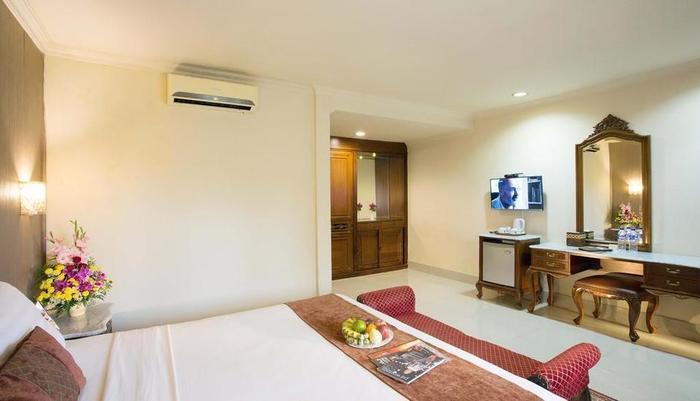 Hotel Indah Palace Yogyakarta - Kamar