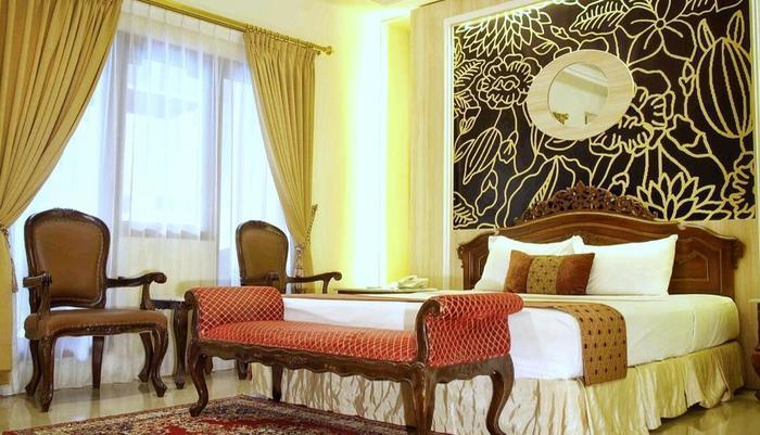 Hotel Indah Palace Yogyakarta - super deluxe