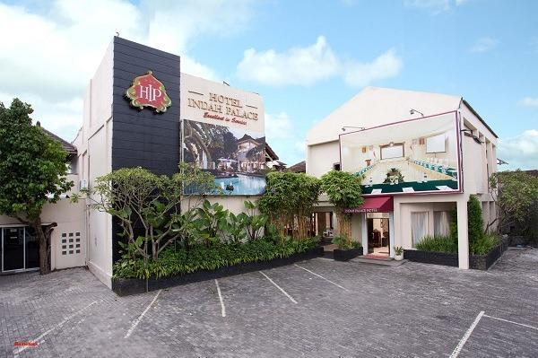 Hotel Indah Palace Yogyakarta - exterior