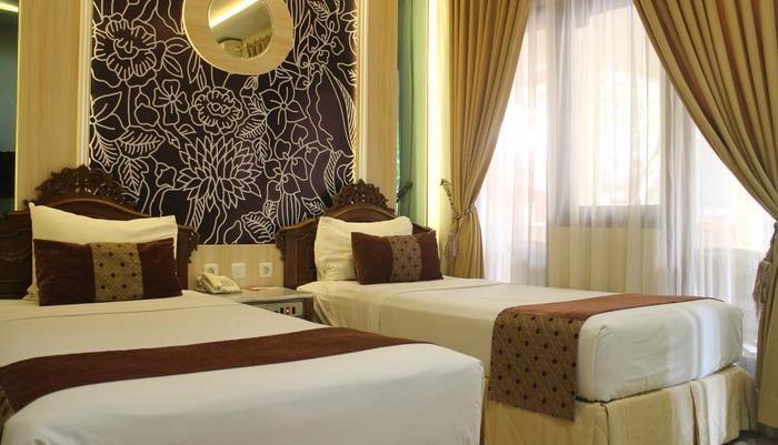 Hotel Indah Palace Yogyakarta - kamar superior