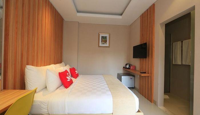 ZenRooms Ubud Raya Andong 2 Bali - Kamar Double