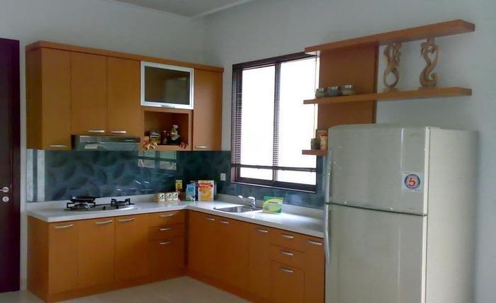Rumahku Enam Sembilan Surabaya - Dapur