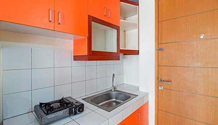 RedDoorz Apartment @Margonda Residence Jakarta - Dapur