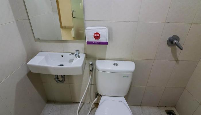 NIDA Rooms Tampan Universitas Riau HR. Subrantas Panam - Kamar mandi