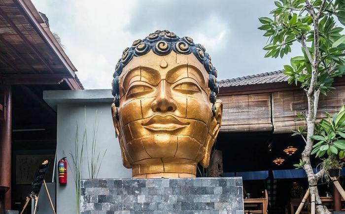 ZenRooms Ubud Sayan Bali - Eksterior