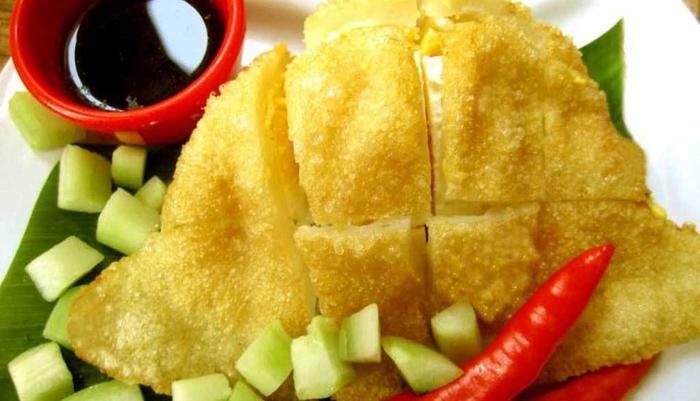 Horison Ultima Palembang - Makanan tradisional