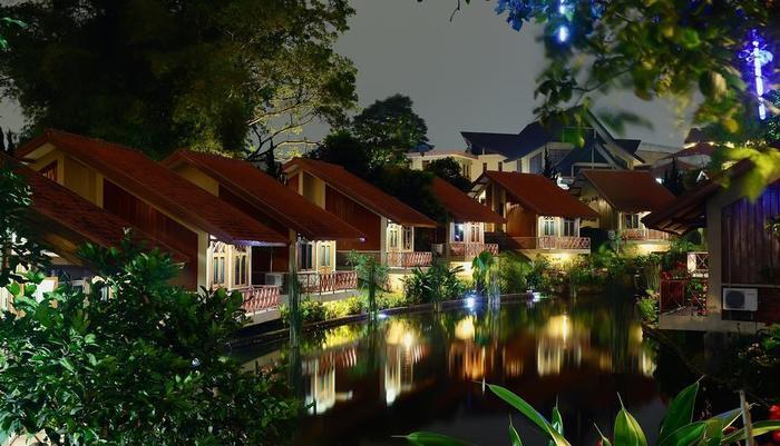 Ahadiat Hotel & Bungalow Bandung - Bungalow Ahadiat
