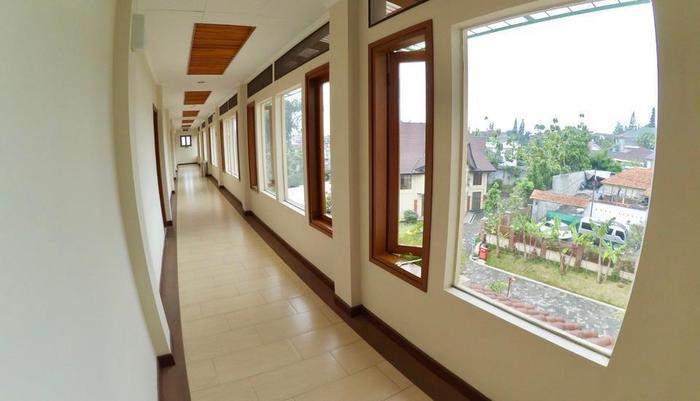 Ahadiat Hotel & Bungalow Bandung - Interior