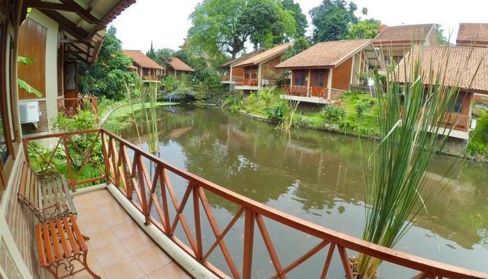 Ahadiat Hotel & Bungalow Bandung - Bungalow