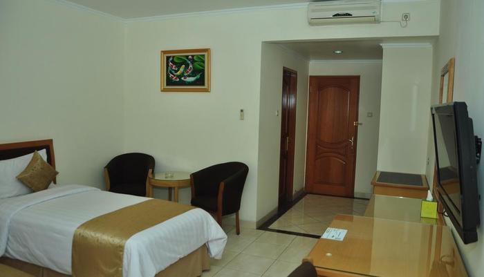 Ahadiat Hotel & Bungalow Bandung - Superior Twin