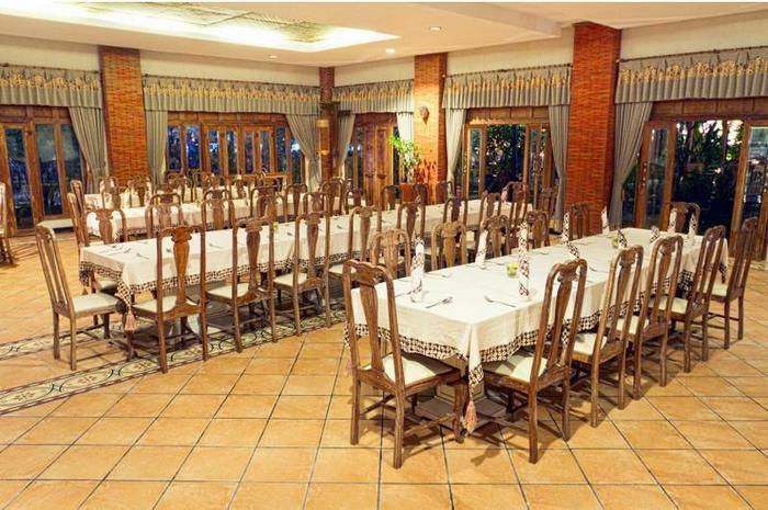 Omah Sinten Heritage Hotel Solo - Indoor Resto
