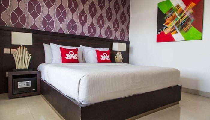 ZEN Premium Ungasan Indraprasta Bali - Tempat Tidur Double