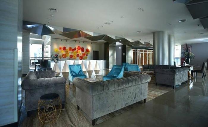 MG Setos Hotel Semarang - Lobi