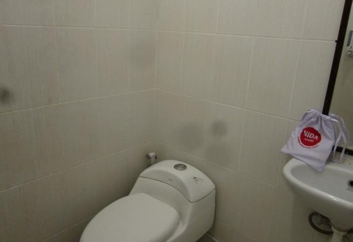 NIDA Rooms Sanur Beach Ngurah Rai 1197 Sanur - Kamar mandi