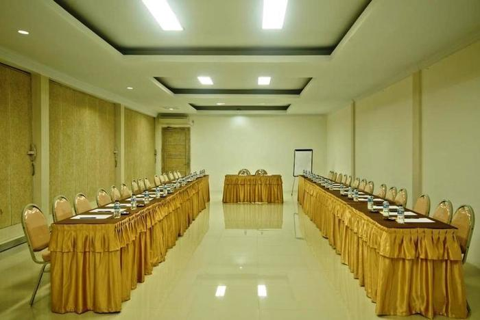 NIDA Rooms Sanur Beach Ngurah Rai 1197 Sanur - Ruang Rapat