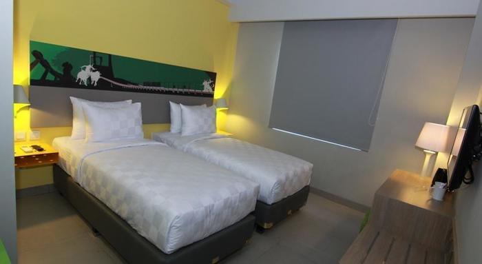Kyriad Pesona Hotel  Surabaya - Kamar tamu