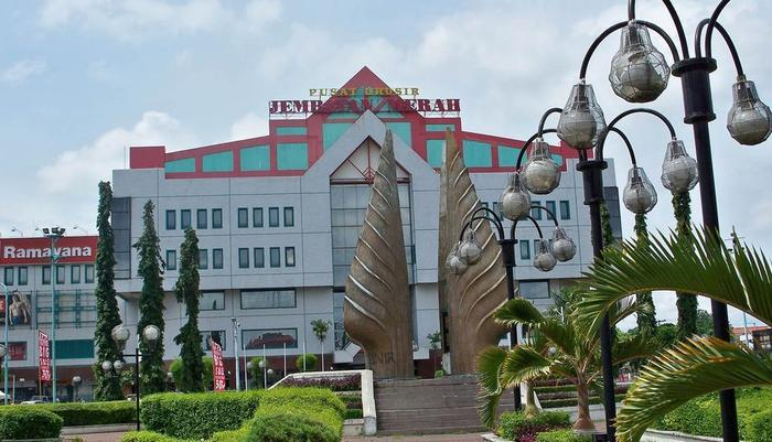 Kyriad Pesona Hotel  Surabaya - Jembatan Merah Plaza