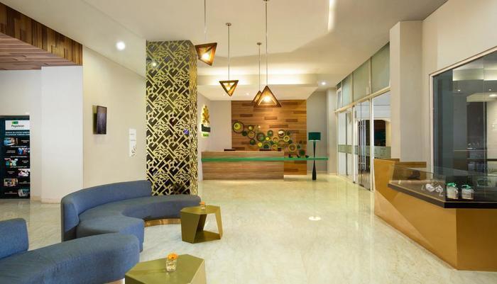 Pesonna Surabaya - Lobby Utama