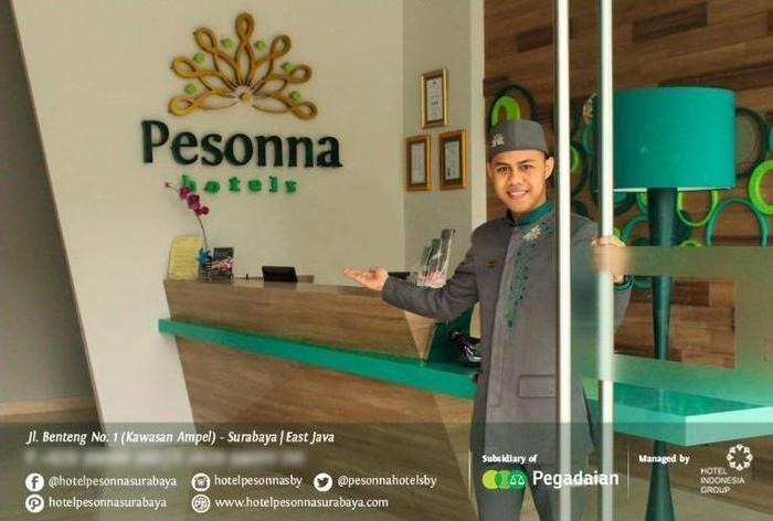 Pesonna Surabaya - Service