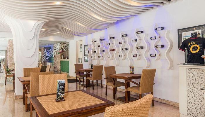 ZenRooms Kuta Angel Beach Bali - Restoran