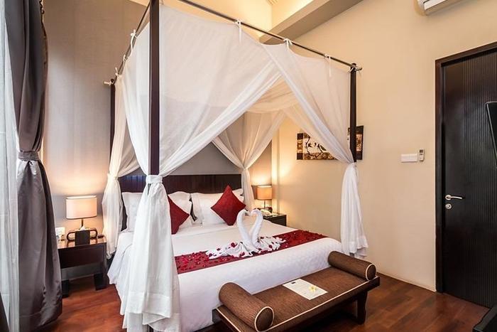 18 Suite Villa Loft Bali - Kamar tamu