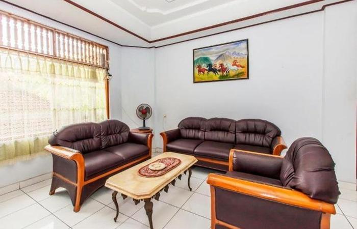 Palm Garden Kuta Bali - Interior